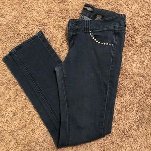Paris Blues Skinny Jeans